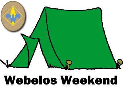 Read more: Webelos Weekend Staff Registration