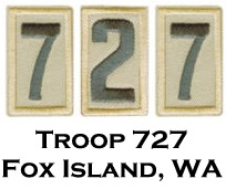 Scouts BSA Troop 727 Fox Island